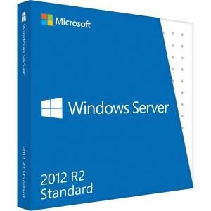 MS WINDOWS Server STD R2 2012 ROK HP PL/EN/RU/CS