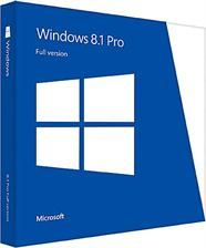 Microsoft Windows 8.1 Pro x64 Polish 1pk OEM DVD