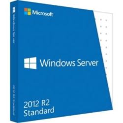 MS Windows Server Std 2012 R2 x64 PL OEM 2CPU/2VM