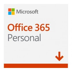 Microsoft Office 365 Personal, 1 Year Subscription